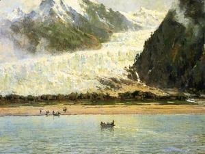 Thomas Hill - The Davidson Glacier