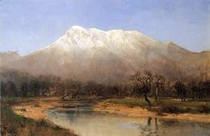 Thomas Hill - Mount St. Helena, Napa Valley