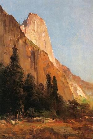 Thomas Hill - Sentinel Rock, Yosemite