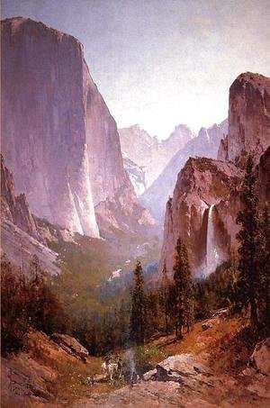 Thomas Hill - Yosemite