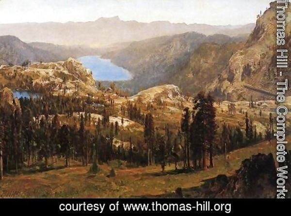 Thomas Hill - Donnner Lake