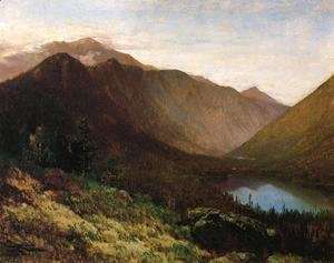 Thomas Hill - Mount Lafayette, Franconia Notch, New Hampshire