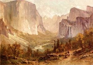 Thomas Hill - Yosemite Valley I