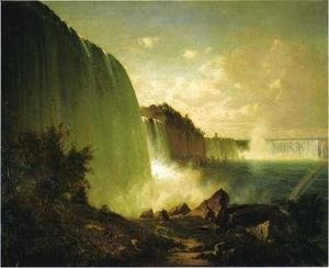 Thomas Hill - Niagara Falls