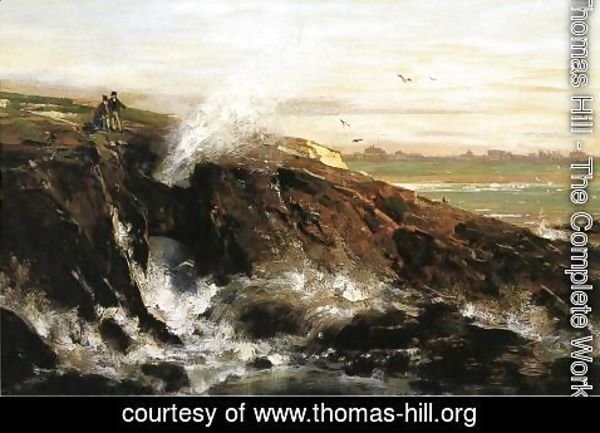 Thomas Hill - Land's end