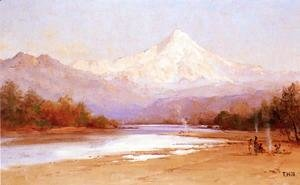 Thomas Hill - Mount Hood I