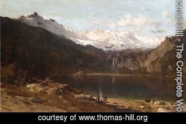 Thomas Hill - Emerald Bay, Lake Tahoe