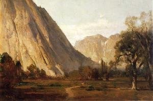 Thomas Hill - Yosemite II