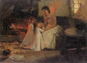 Thomas Hill - Fireside players